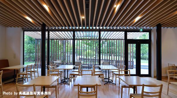 NTT東日本関東病院 レストラン棟